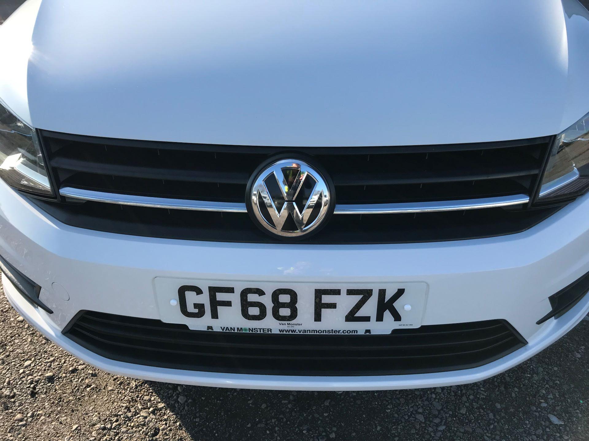 2018 Volkswagen Caddy 2.0 Tdi Bluemotion Tech 102Ps Trendline [Ac] Van (GF68FZK) Image 14