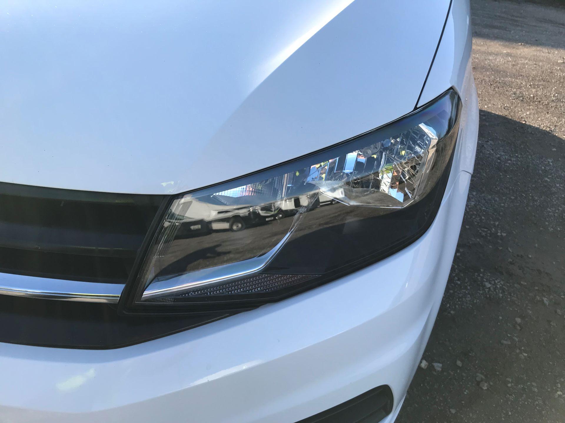 2018 Volkswagen Caddy 2.0 Tdi Bluemotion Tech 102Ps Trendline [Ac] Van (GF68FZK) Image 18
