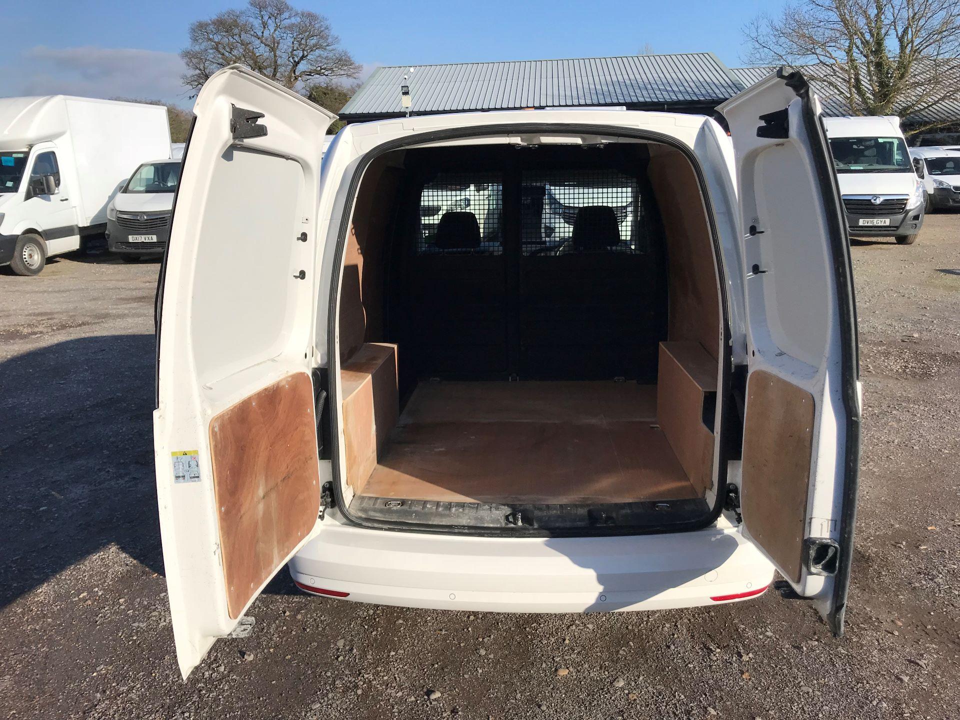 2018 Volkswagen Caddy 2.0 Tdi Bluemotion Tech 102Ps Trendline [Ac] Van (GF68FZK) Image 7