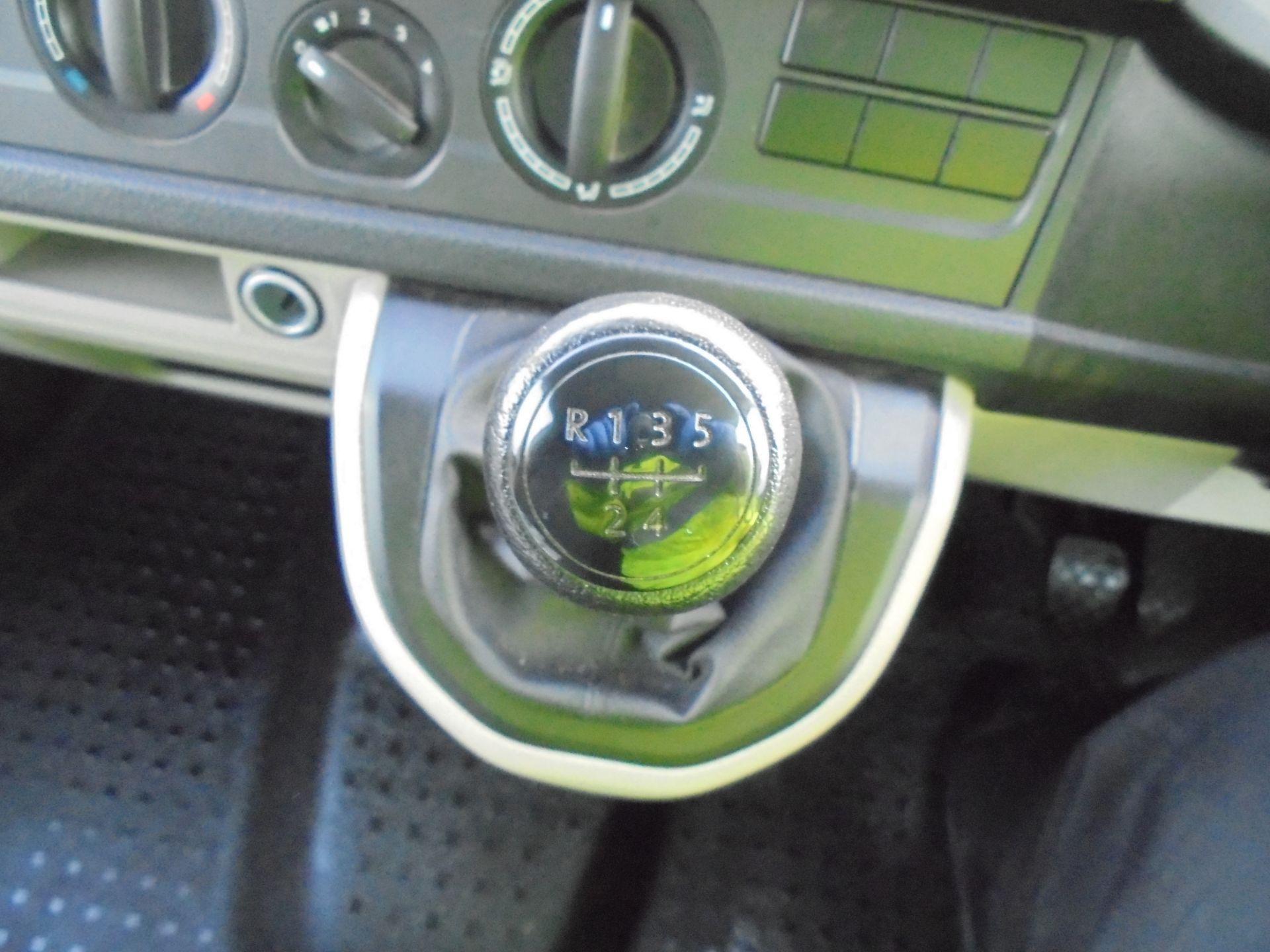 2018 Volkswagen Transporter 2.0 Tdi Bmt 102 Startline Van Euro 6 (GF68HKX) Image 21