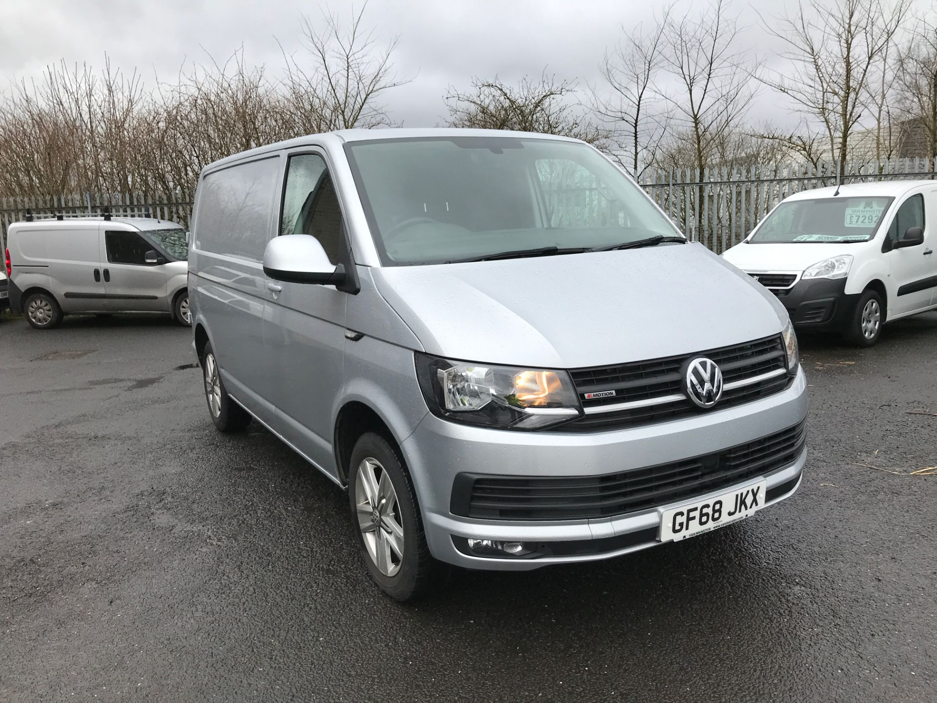 2018 Volkswagen Transporter T32 T6 SWB 150PS HIGHLINE 4MOTION EURO 6 (GF68JKX)