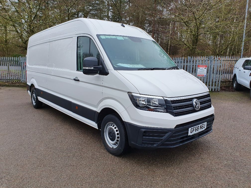2018 Volkswagen Crafter  CR35 LWB DIESEL 2.0 BMT TDI 140PS HIGH ROOF EURO 6 (GF68NEU)