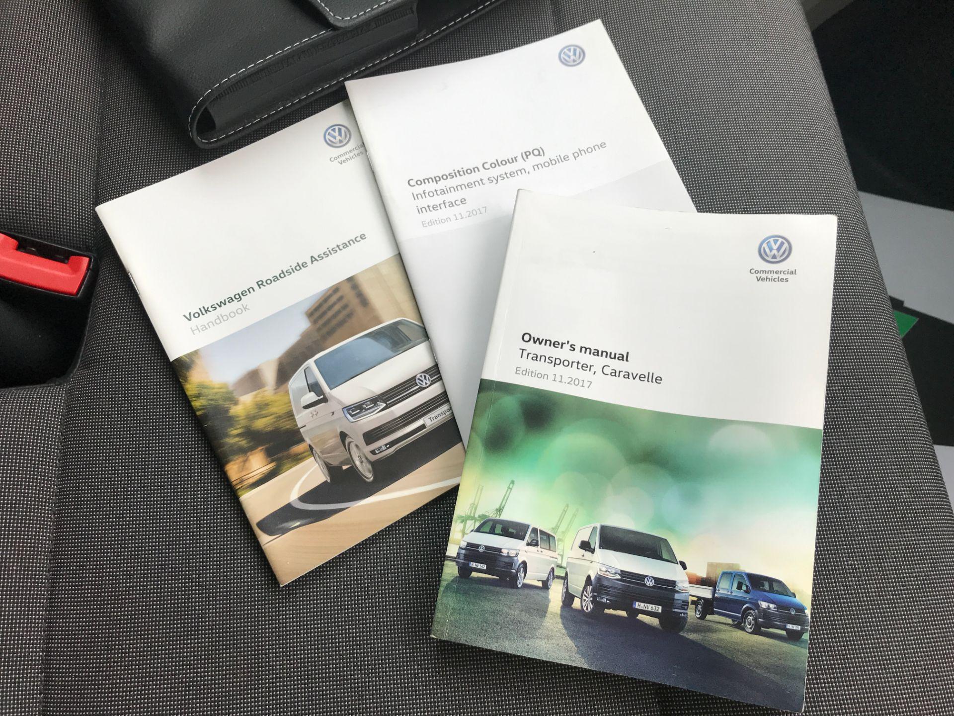 2018 Volkswagen Transporter T30 T6 LWB 2.0TDI BMT 102PS STARTLINE EURO 6 (GF68NGN) Image 29
