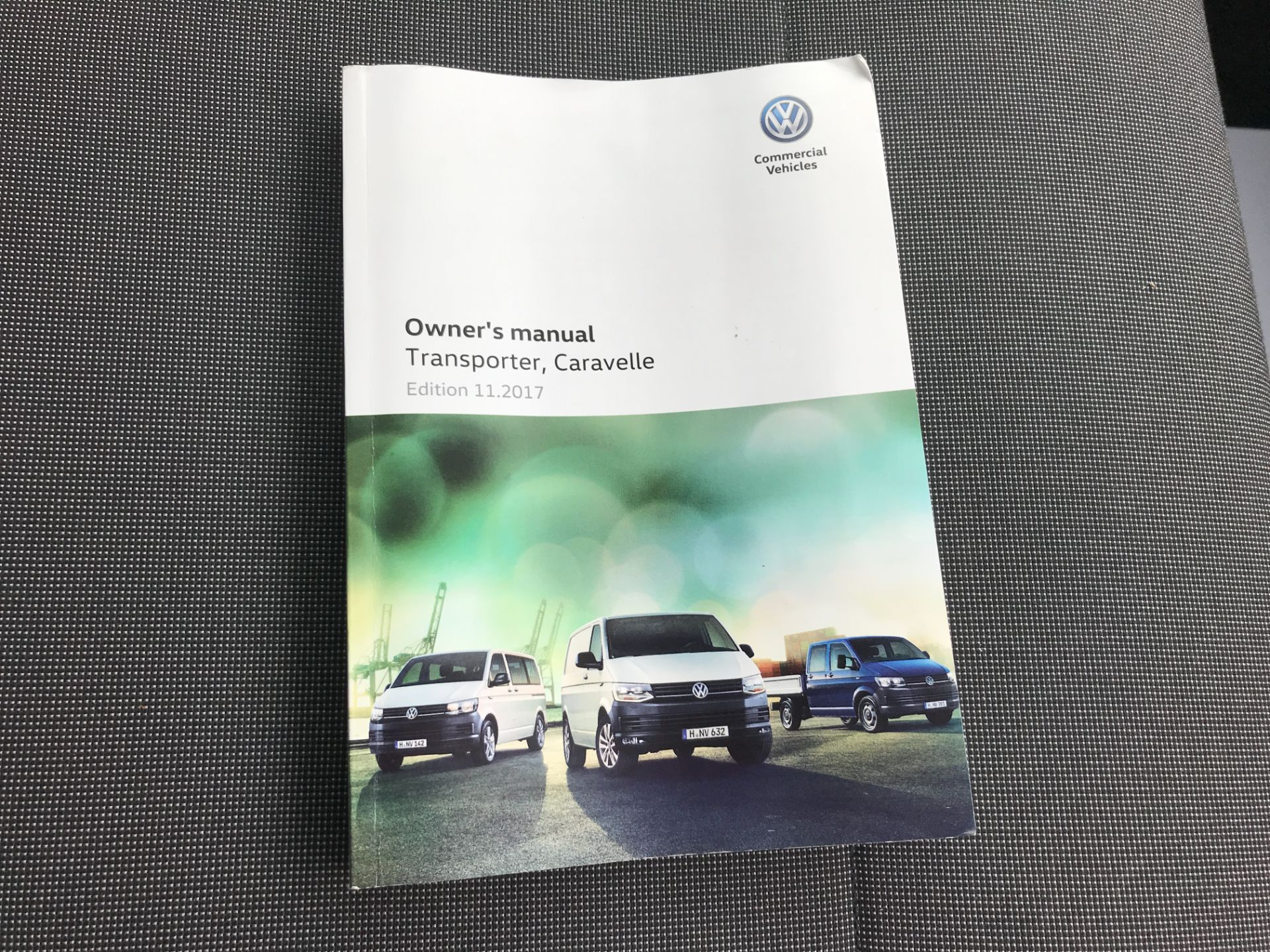 2018 Volkswagen Transporter T30 T6 LWB 2.0TDI BMT 102PS STARTLINE EURO 6 (GF68NGV) Image 21