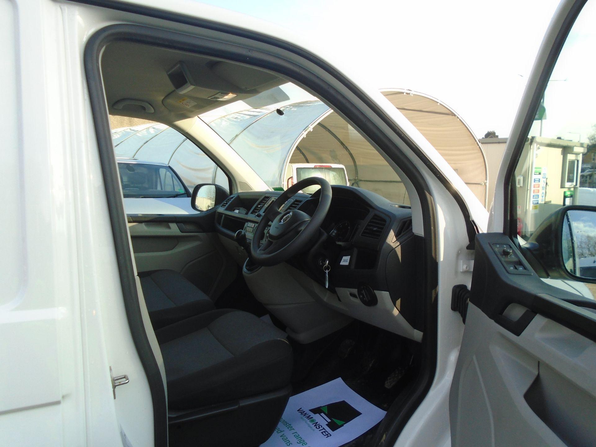2019 Volkswagen Transporter 2.0 Tdi Bmt 102 Startline Van *Euro 6* (GF69VAH) Image 15