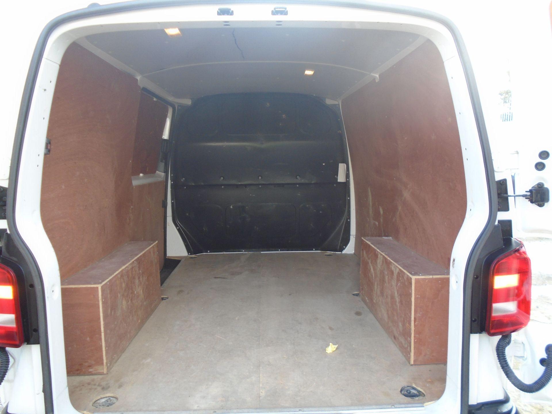 2019 Volkswagen Transporter 2.0 Tdi Bmt 102 Startline Van *Euro 6* (GF69VAH) Image 10