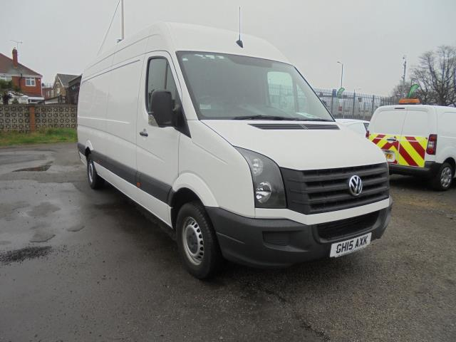 2015 Volkswagen Crafter 2.0 Tdi 136Ps High Roof Van (GH15AXK)