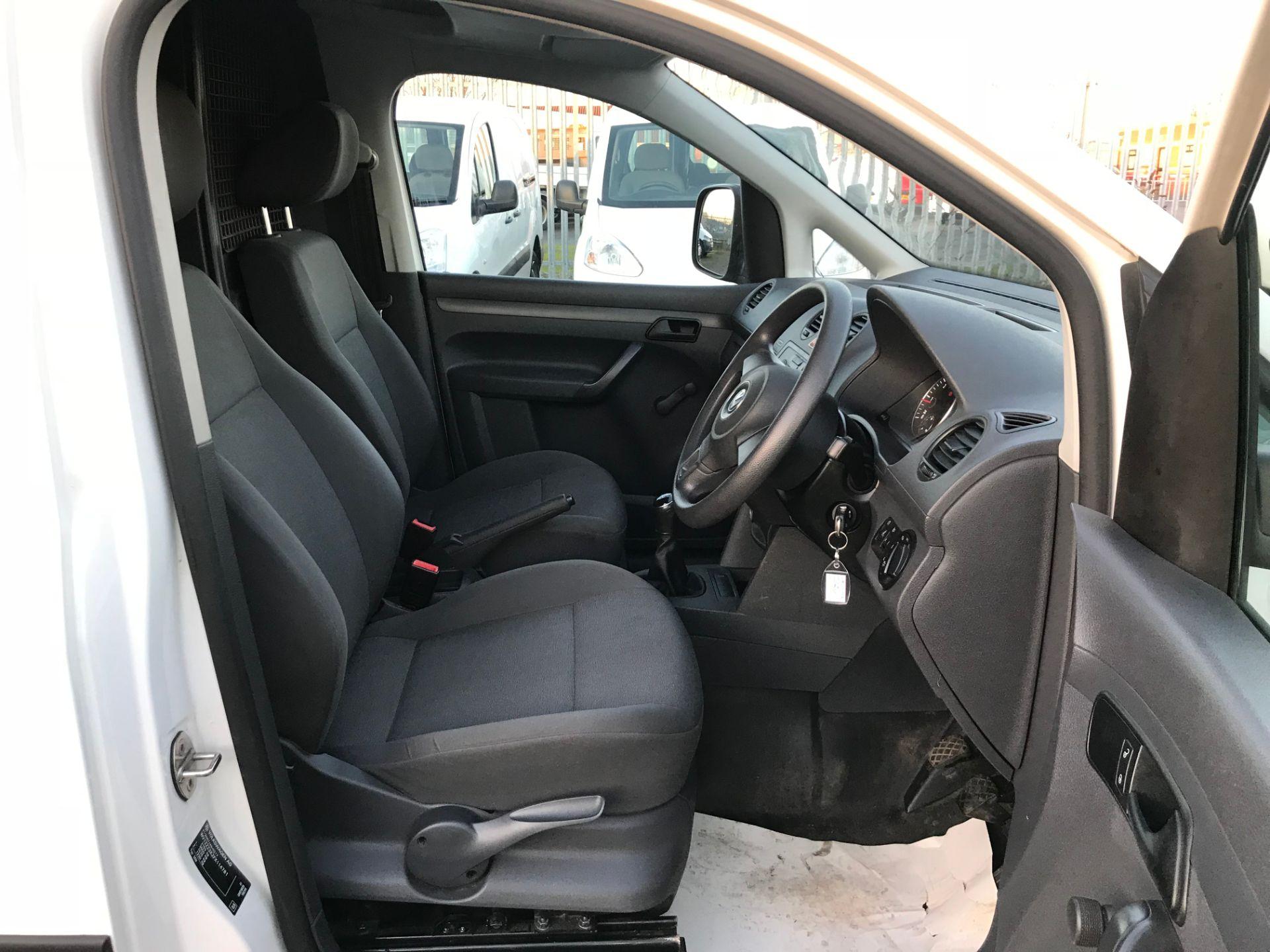 2015 Volkswagen Caddy 1.6 Tdi 102Ps Startline Van (GH15AYK) Image 11