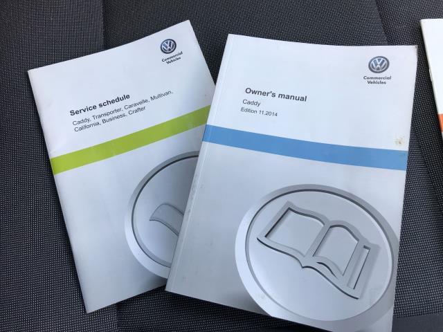 2015 Volkswagen Caddy Maxi 1.6TDI 102PS STARTLINE EURO 5 (GH15EYV) Image 27