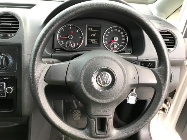 2015 Volkswagen Caddy Maxi 1.6TDI 102PS STARTLINE EURO 5 (GH15EYV) Image 5