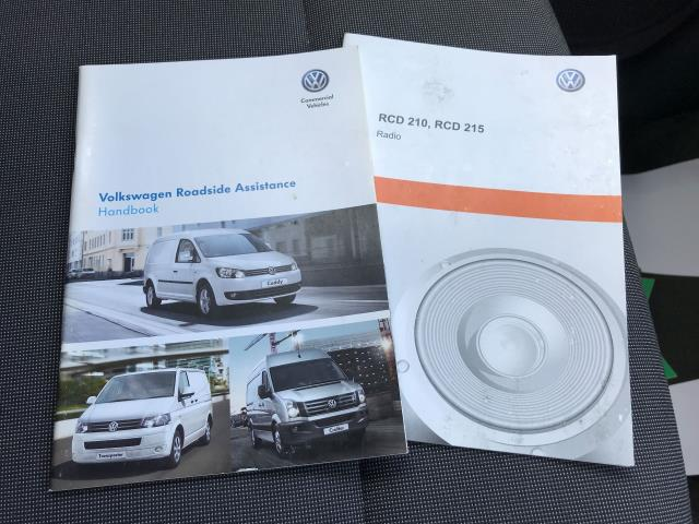 2015 Volkswagen Caddy Maxi 1.6TDI 102PS STARTLINE EURO 5 (GH15EYV) Image 28