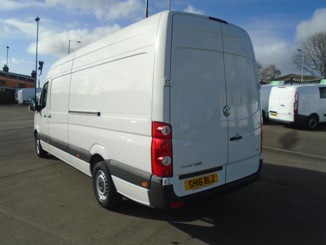 2016 Volkswagen Crafter  CR35 LWB 2.0 TDI 136PS HIGH ROOF EURO 5 (GH16BLZ) Image 9
