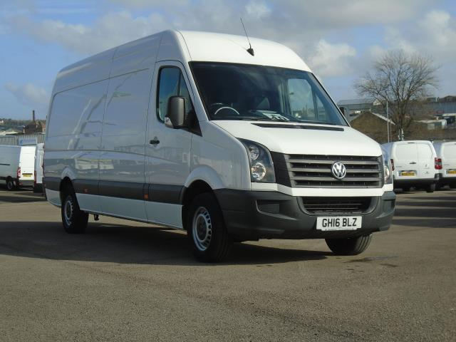 2016 Volkswagen Crafter  CR35 LWB 2.0 TDI 136PS HIGH ROOF EURO 5 (GH16BLZ)