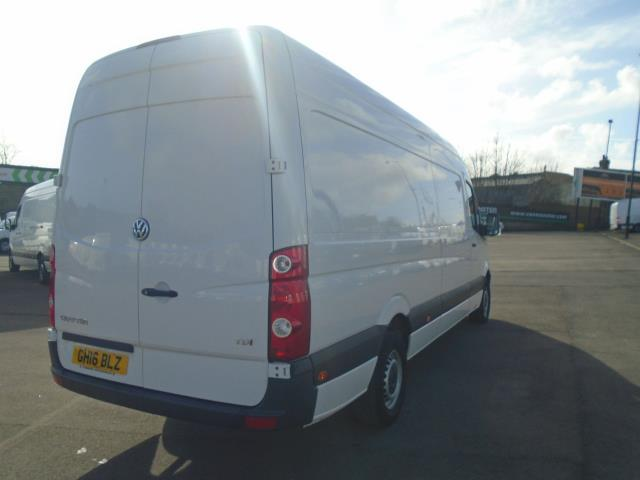 2016 Volkswagen Crafter  CR35 LWB 2.0 TDI 136PS HIGH ROOF EURO 5 (GH16BLZ) Image 7