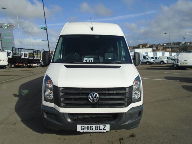 2016 Volkswagen Crafter  CR35 LWB 2.0 TDI 136PS HIGH ROOF EURO 5 (GH16BLZ) Image 3