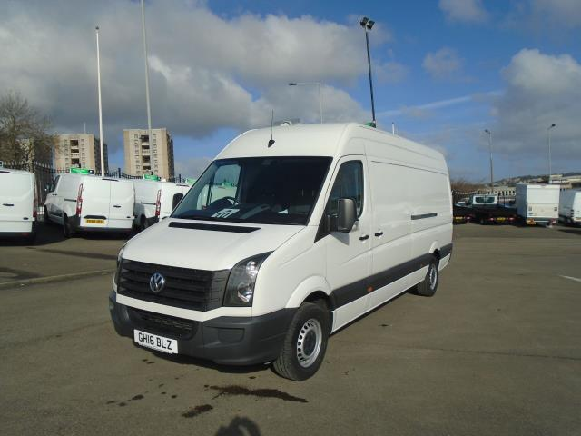 2016 Volkswagen Crafter  CR35 LWB 2.0 TDI 136PS HIGH ROOF EURO 5 (GH16BLZ) Image 14