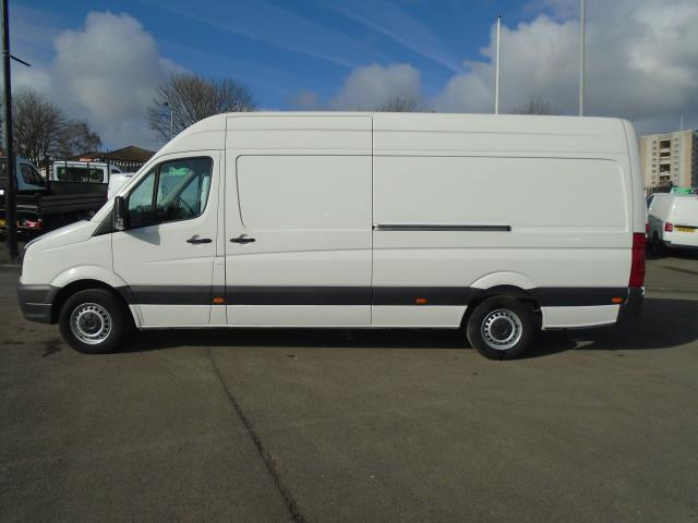 2016 Volkswagen Crafter  CR35 LWB 2.0 TDI 136PS HIGH ROOF EURO 5 (GH16BLZ) Image 11