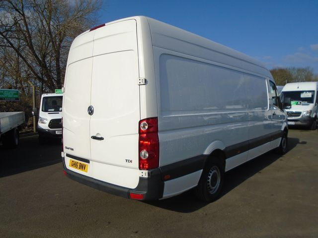 2016 Volkswagen Crafter  CR35 LWB 2.0 TDI 109PS HIGH ROOF EURO 5 (GH16BNV) Image 4