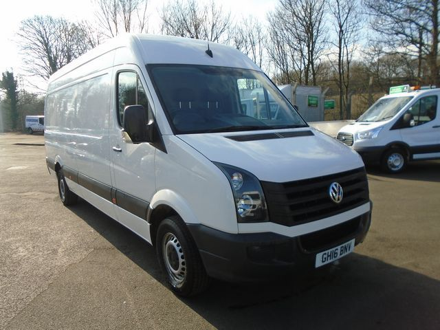 2016 Volkswagen Crafter  CR35 LWB 2.0 TDI 109PS HIGH ROOF EURO 5 (GH16BNV) Image 1