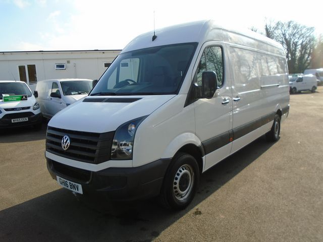 2016 Volkswagen Crafter  CR35 LWB 2.0 TDI 109PS HIGH ROOF EURO 5 (GH16BNV) Image 2