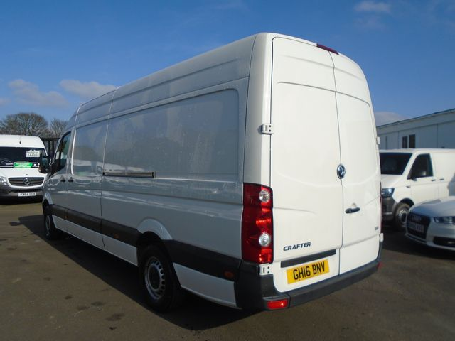 2016 Volkswagen Crafter  CR35 LWB 2.0 TDI 109PS HIGH ROOF EURO 5 (GH16BNV) Image 5