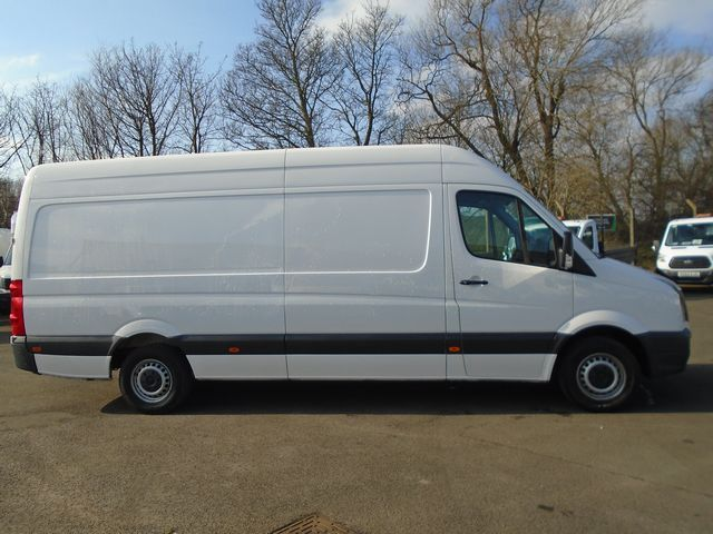 2016 Volkswagen Crafter  CR35 LWB 2.0 TDI 109PS HIGH ROOF EURO 5 (GH16BNV) Image 8