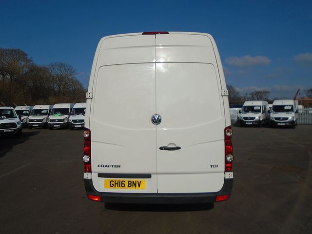 2016 Volkswagen Crafter  CR35 LWB 2.0 TDI 109PS HIGH ROOF EURO 5 (GH16BNV) Image 6