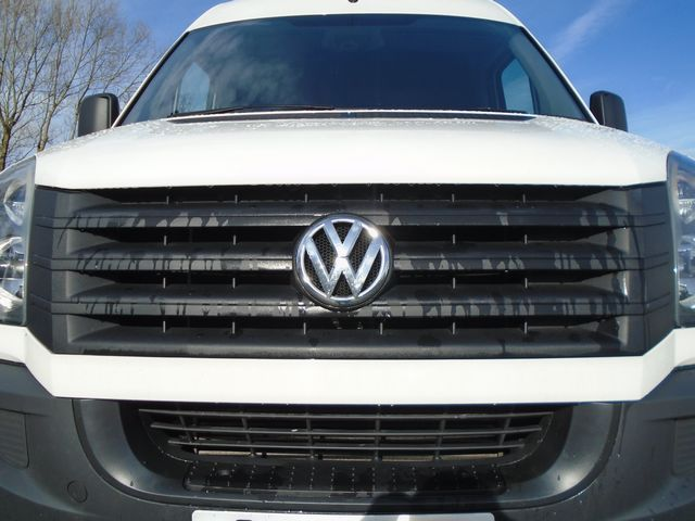 2016 Volkswagen Crafter  CR35 LWB 2.0 TDI 109PS HIGH ROOF EURO 5 (GH16BUF) Image 12