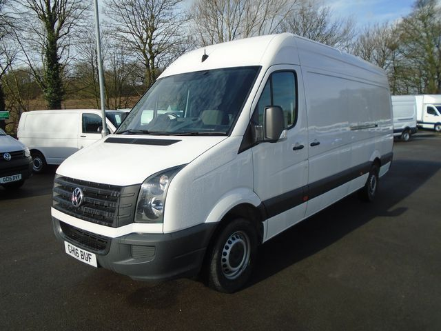 2016 Volkswagen Crafter  CR35 LWB 2.0 TDI 109PS HIGH ROOF EURO 5 (GH16BUF) Image 2