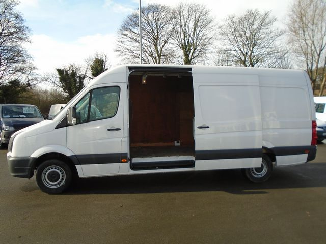 2016 Volkswagen Crafter  CR35 LWB 2.0 TDI 109PS HIGH ROOF EURO 5 (GH16BUF) Image 10