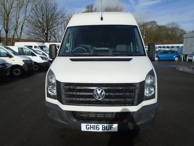2016 Volkswagen Crafter  CR35 LWB 2.0 TDI 109PS HIGH ROOF EURO 5 (GH16BUF) Image 3