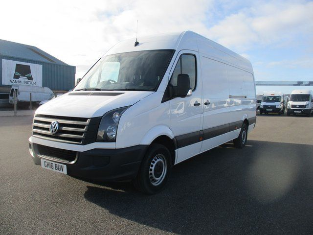 2016 Volkswagen Crafter CR35 LWB 2.0 TDI 136PS HIGH ROOF STARTLINE VAN  (GH16BUV) Image 3