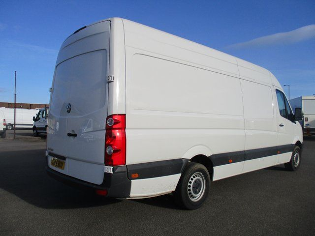 2016 Volkswagen Crafter CR35 LWB 2.0 TDI 136PS HIGH ROOF STARTLINE VAN  (GH16BUV) Image 12