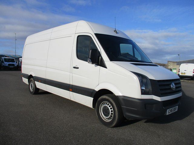 2016 Volkswagen Crafter CR35 LWB 2.0 TDI 136PS HIGH ROOF STARTLINE VAN  (GH16BUV) Image 1