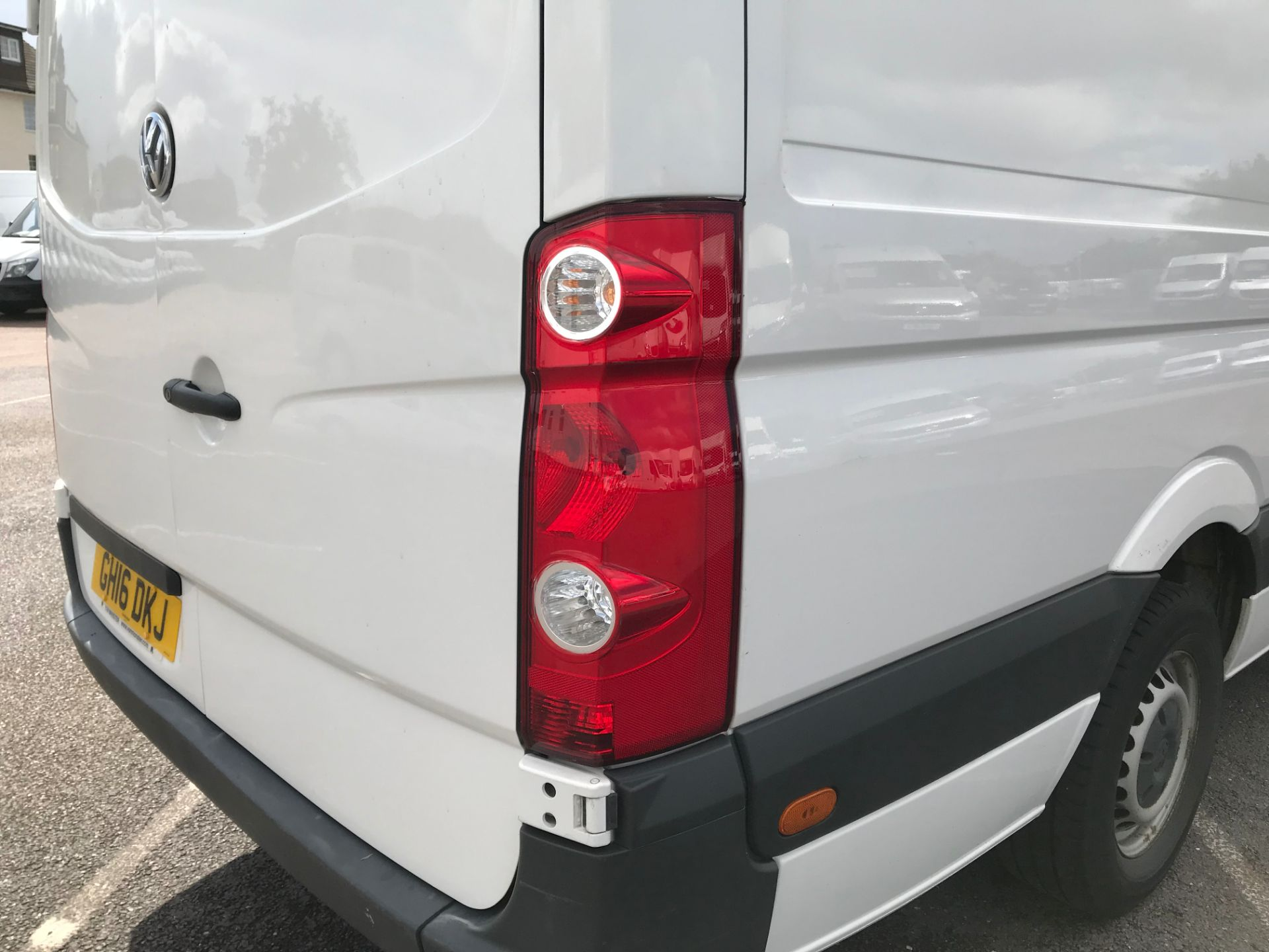 2016 Volkswagen Crafter   CR35 LWB 2.0 TDI 136PS H/R EURO 5 (GH16DKJ) Image 13