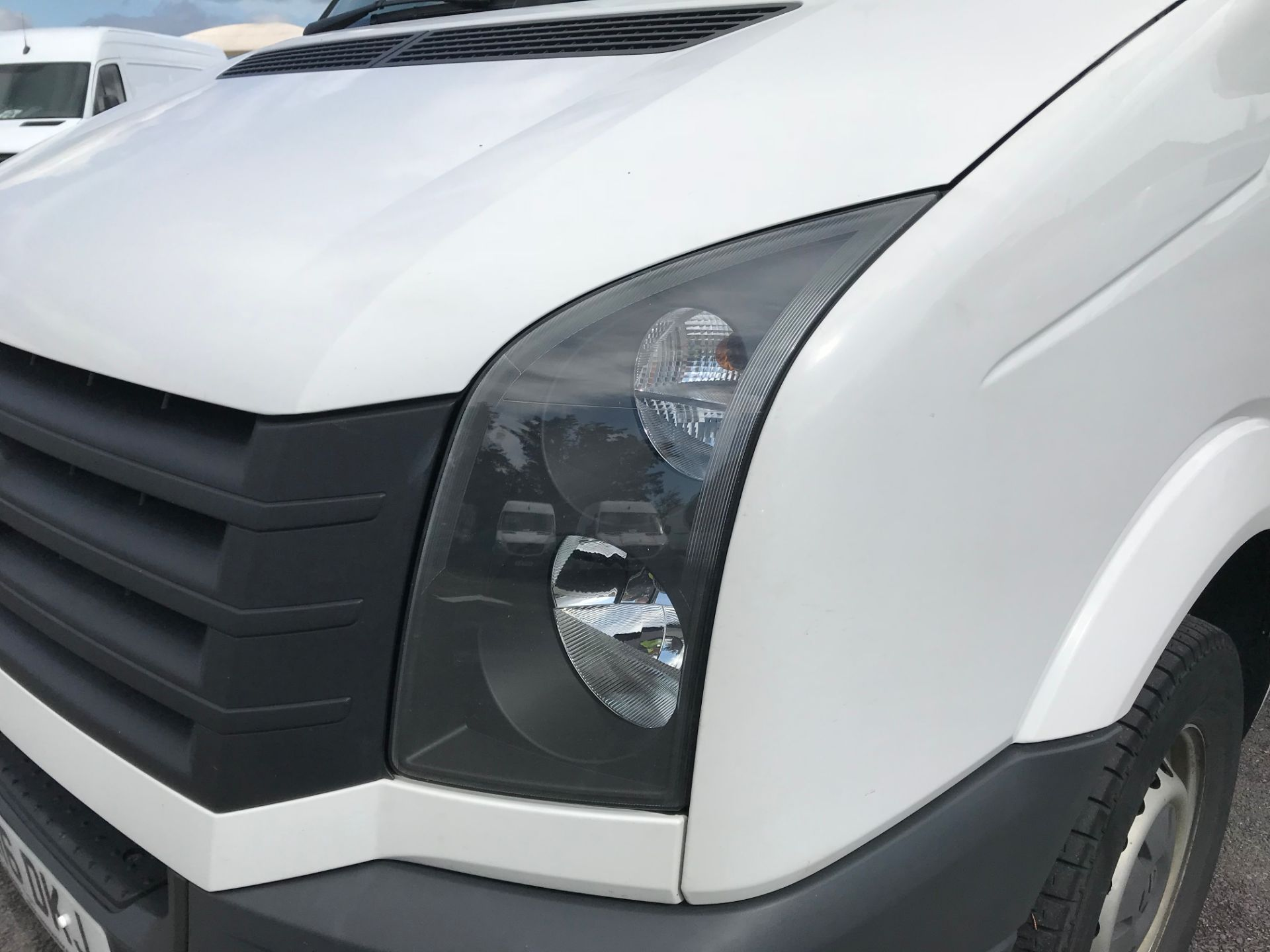 2016 Volkswagen Crafter   CR35 LWB 2.0 TDI 136PS H/R EURO 5 (GH16DKJ) Image 14