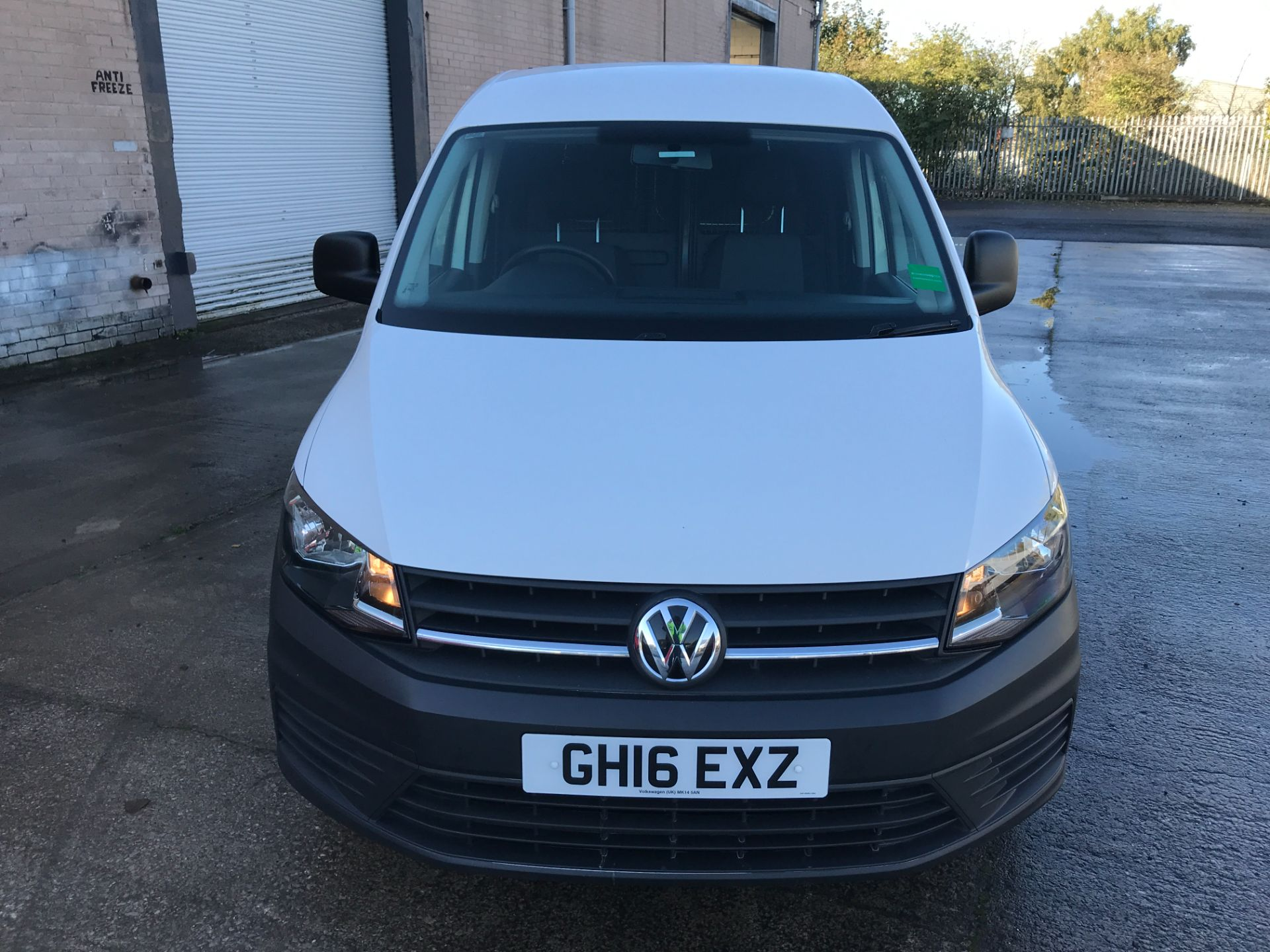 2016 Volkswagen Caddy 2.0TDI BLUEMOTION TECH 102PS STARTLINE EURO 6, NO VAT  (GH16EXZ) Image 16