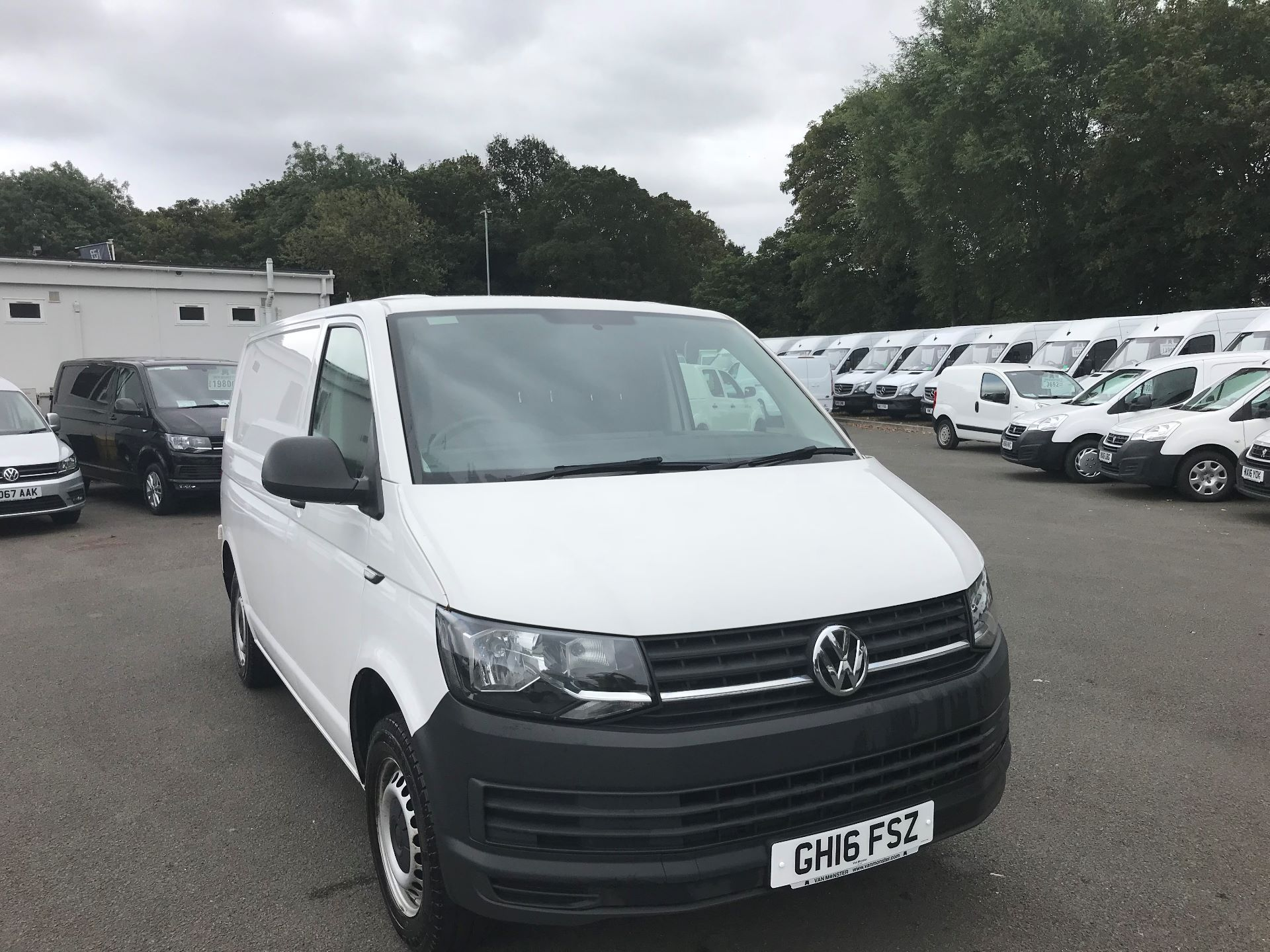Volkswagen Transporter Vans for Sale | Van Monster