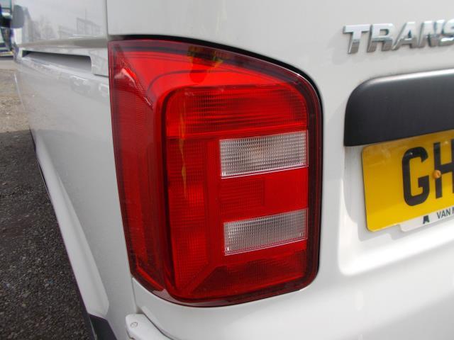 2016 Volkswagen Transporter  T28 SWB DIESEL 2.0 TDI BMT 102 STARTLINE VAN EURO 5 (GH16FTE) Image 13