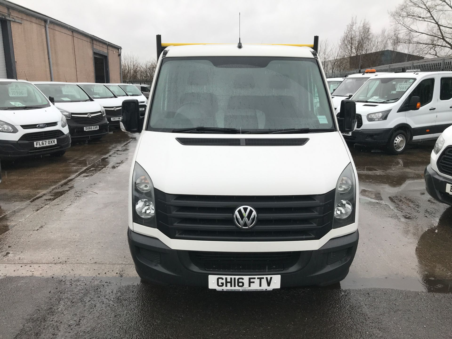 2016 Volkswagen Crafter  CR35 13FT DROPSIDE 2.0TDI 136PS EURO 5 (GH16FTV) Image 14