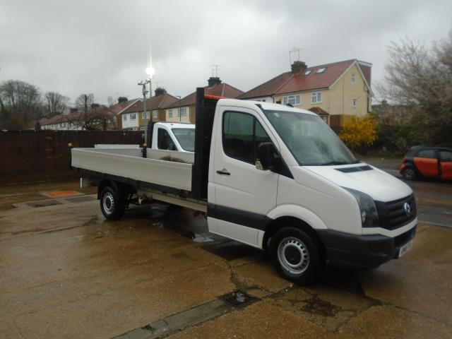 2016 Volkswagen Crafter 2.0 Tdi 136Ps Chassis Cab EURO 5 (GH16FYD)