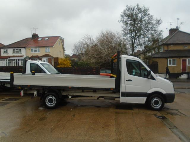 2016 Volkswagen Crafter 2.0 Tdi 136Ps Chassis Cab EURO 5 (GH16FYD) Image 10