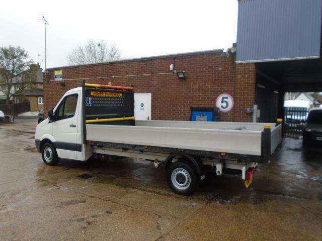 2016 Volkswagen Crafter 2.0 Tdi 136Ps Chassis Cab EURO 5 (GH16FYD) Image 6