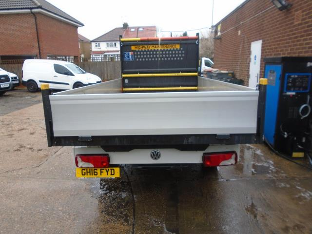 2016 Volkswagen Crafter 2.0 Tdi 136Ps Chassis Cab EURO 5 (GH16FYD) Image 8