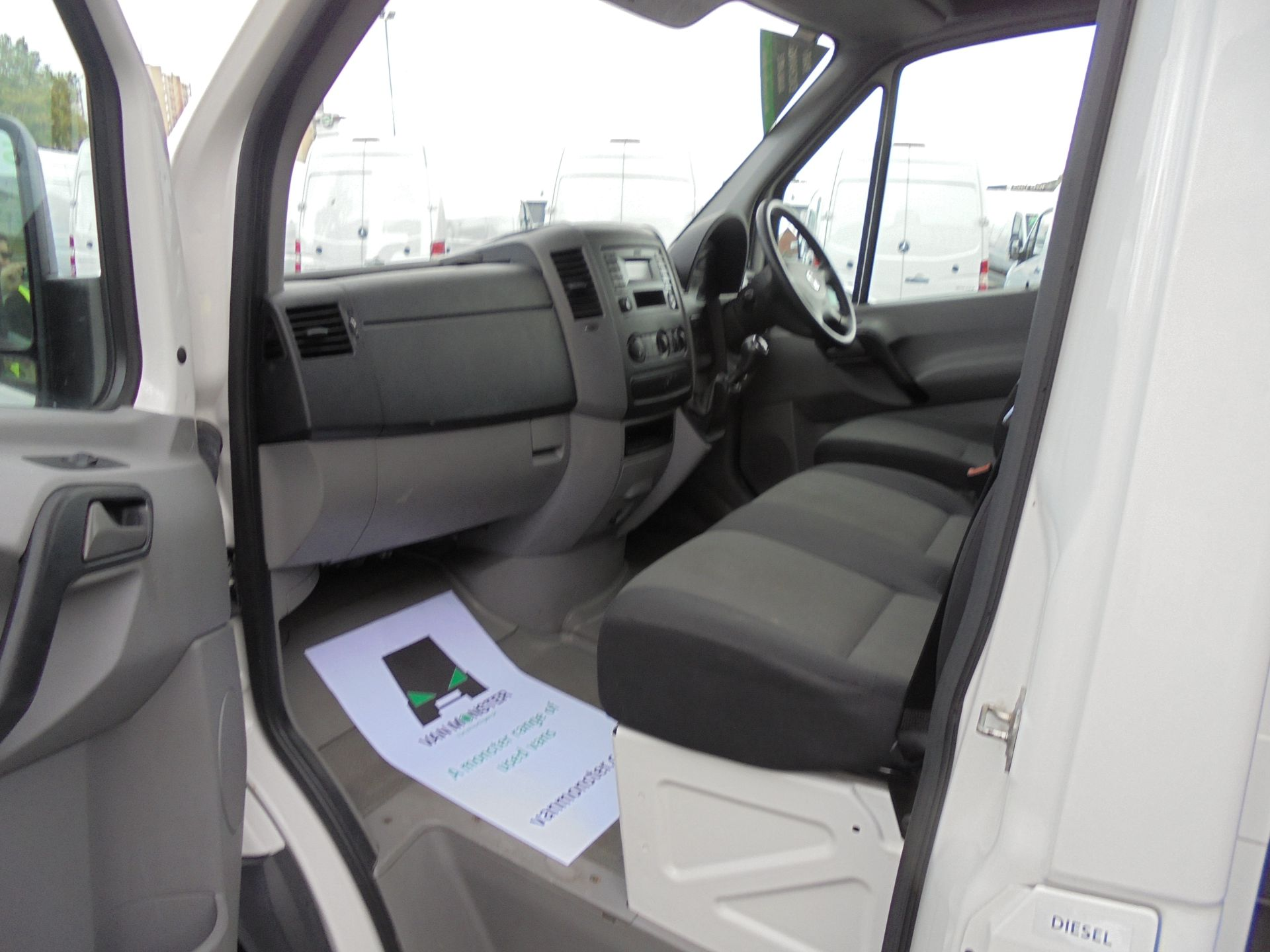2016 Volkswagen Crafter 2.0 Tdi 136Ps Dropside (GH16FZP) Image 18