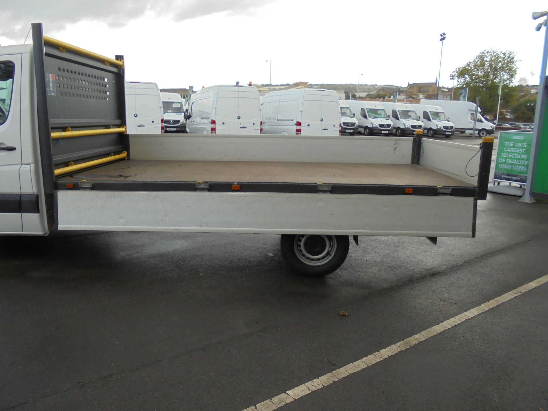 2016 Volkswagen Crafter 2.0 Tdi 136Ps Dropside (GH16FZP) Image 19