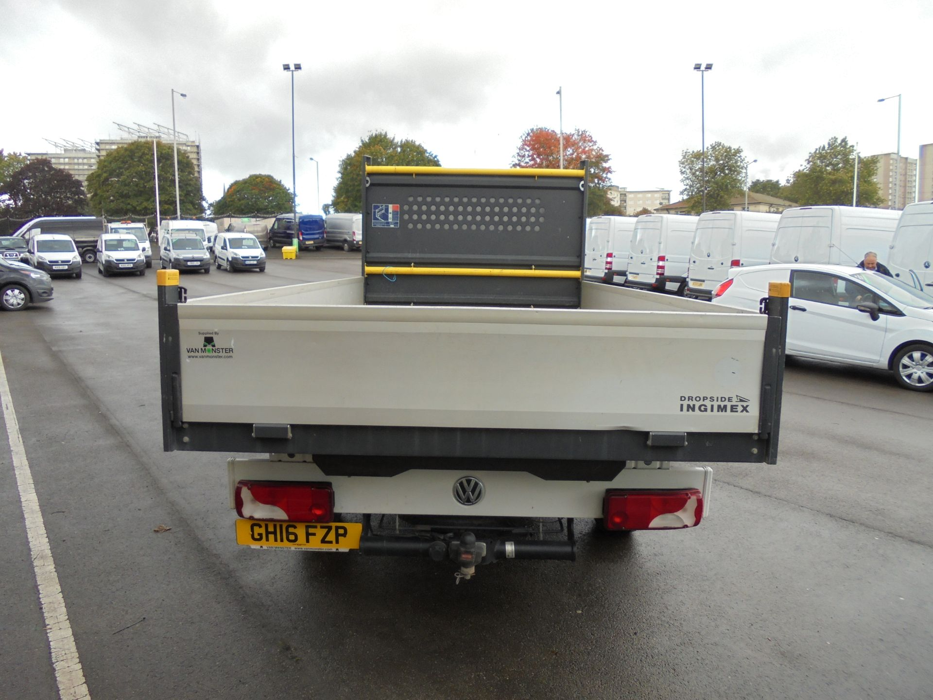 2016 Volkswagen Crafter 2.0 Tdi 136Ps Dropside (GH16FZP) Image 6