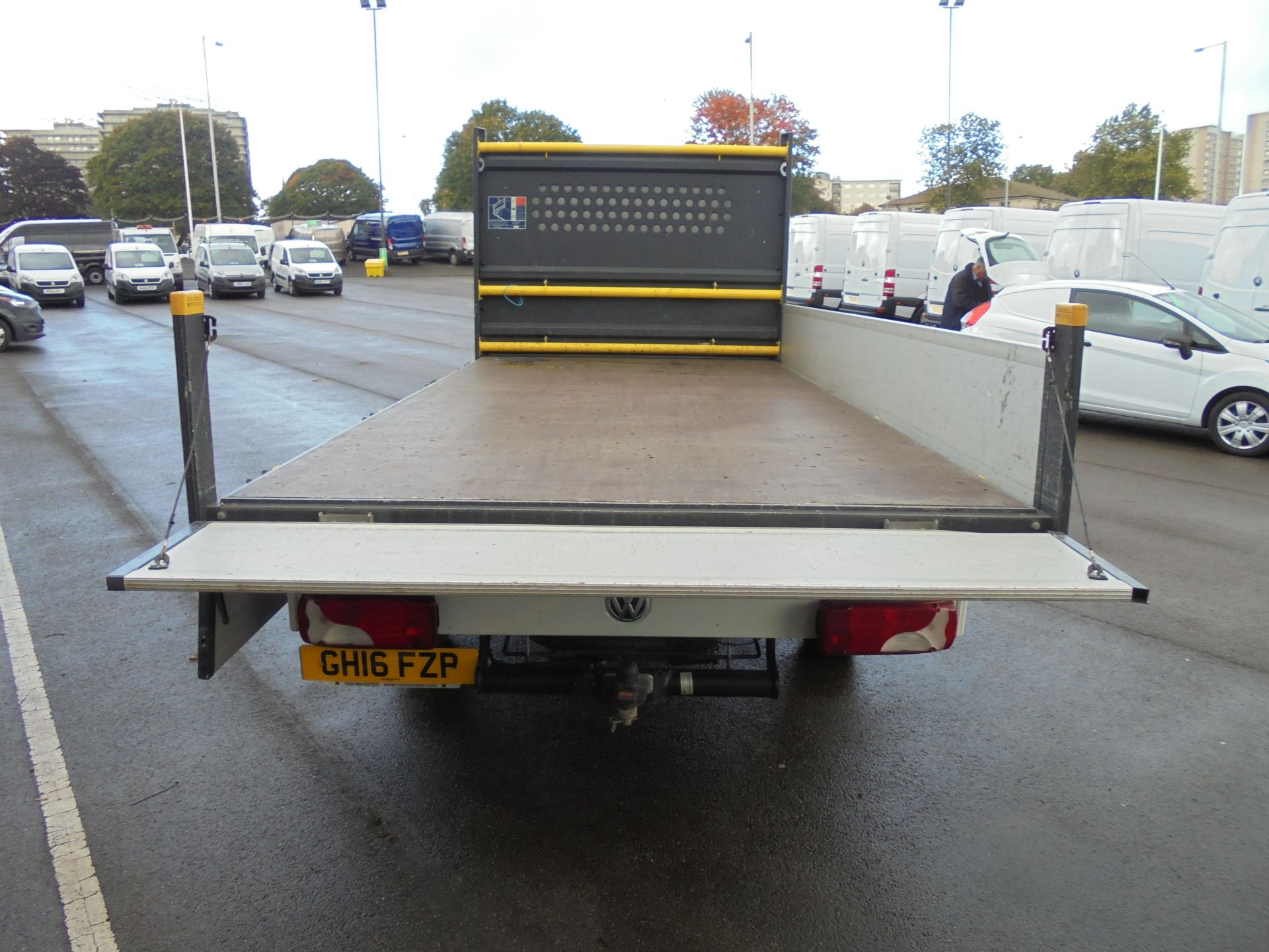2016 Volkswagen Crafter 2.0 Tdi 136Ps Dropside (GH16FZP) Image 20
