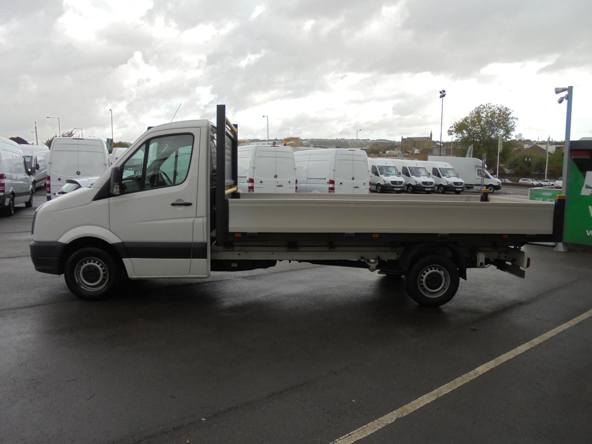 2016 Volkswagen Crafter 2.0 Tdi 136Ps Dropside (GH16FZP) Image 4