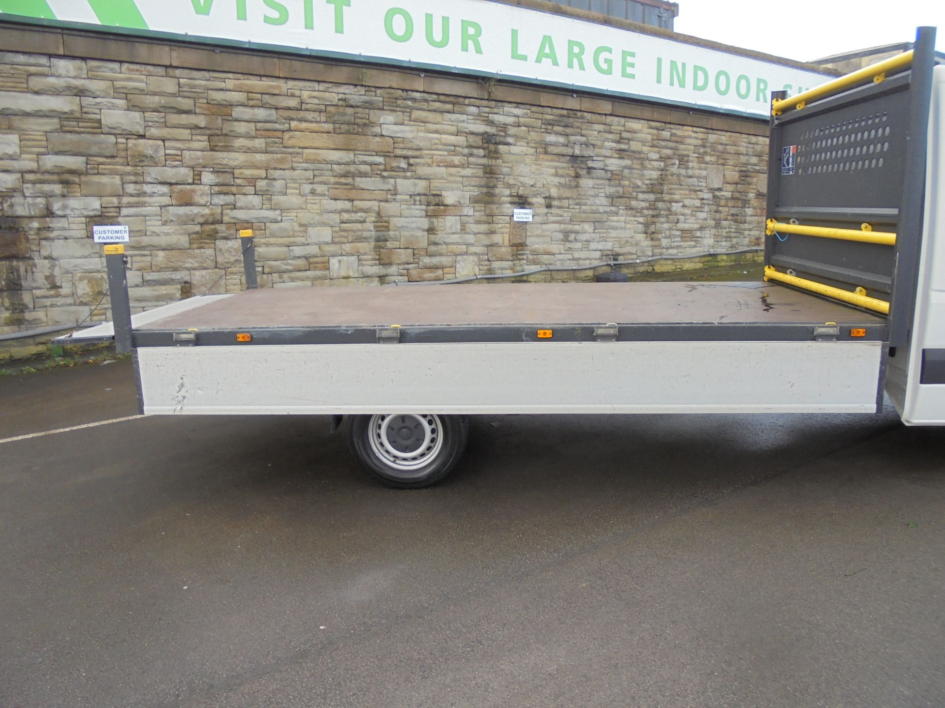 2016 Volkswagen Crafter 2.0 Tdi 136Ps Dropside (GH16FZP) Image 21